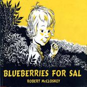 Blueberries for Sal by  Robert McCloskey audiobook