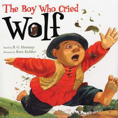 The Boy Who Cried Wolf by B.G. Hennessy audiobook