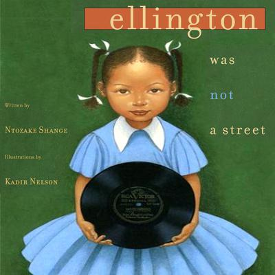 Ellington Was Not a Street by Ntozake Shange audiobook