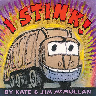 I Stink! by Kate McMullan audiobook
