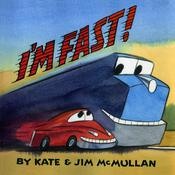 I'm Fast! by  Kate McMullan audiobook