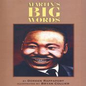 Martin's Big Words by  Doreen Rappaport audiobook