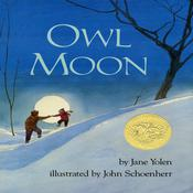 Owl Moon by  Jane Yolen audiobook
