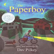 The Paperboy by  Dav Pilkey audiobook