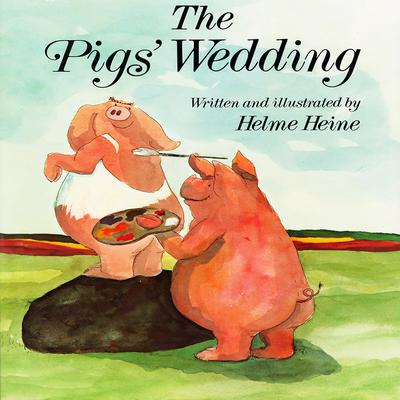 The Pigs' Wedding by Helme Heine audiobook