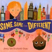 Same, Same but Different by  Jenny Sue Kostecki-Shaw audiobook