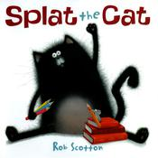 Splat the Cat by  Rob Scotton audiobook