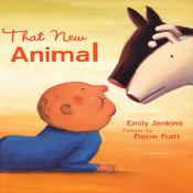 That New Animal by  Emily Jenkins audiobook