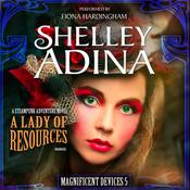 A Lady of Resources by  Shelley Adina audiobook