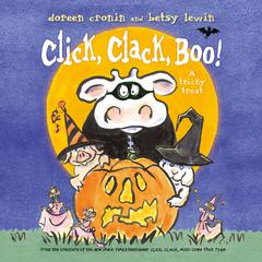 Click, Clack, Boo! by Doreen Cronin audiobook