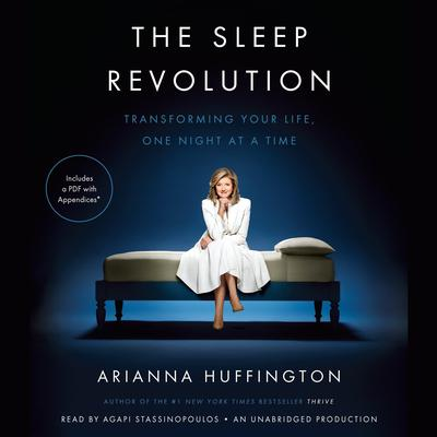 The Sleep Revolution by Arianna Huffington audiobook