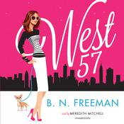 West 57 by  Brian Freeman audiobook