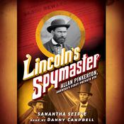 Lincoln's Spymaster by  Samantha Seiple audiobook