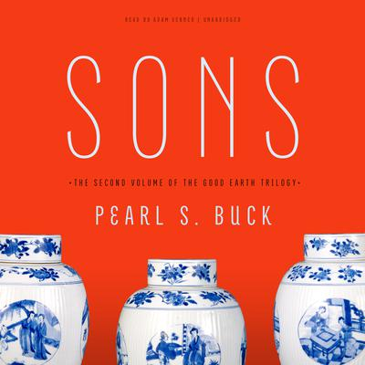 Sons by Pearl S. Buck audiobook