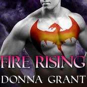 Fire Rising by  Donna Grant audiobook