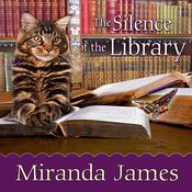 The Silence of the Library by  Miranda James audiobook