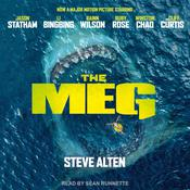Meg by  Steve Alten audiobook
