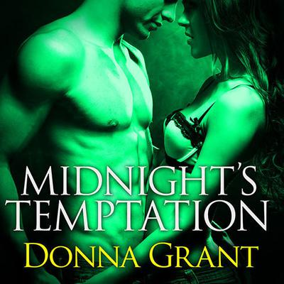 Midnight's Temptation by Donna Grant audiobook