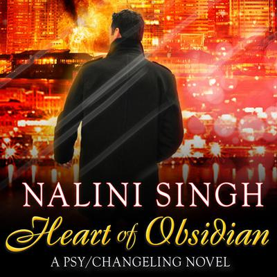 Heart of Obsidian by Nalini Singh audiobook
