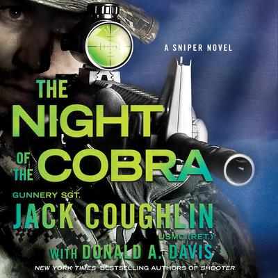 Night of the Cobra by Jack Coughlin audiobook