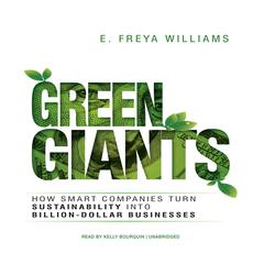 Green Giants by E. Freya Williams audiobook