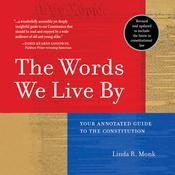 The Words We Live By by  Linda R. Monk audiobook