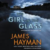 The Girl in the Glass by  James Hayman audiobook