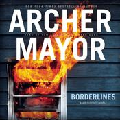 Borderlines by  Archer Mayor audiobook