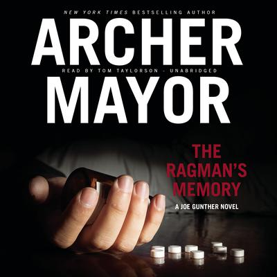 The Ragman's Memory by Archer Mayor audiobook