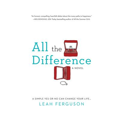 All the Difference by Leah Ferguson audiobook