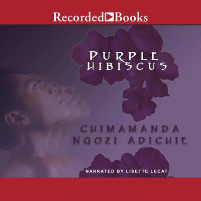 Purple Hibiscus by Chimamanda Ngozi Adichie audiobook