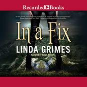 In a Fix by  Linda Grimes audiobook