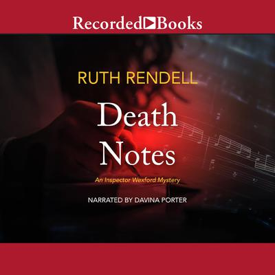 Death Notes by Ruth Rendell audiobook