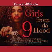 Girls from da Hood 9 by  Ni'chelle Genovese audiobook