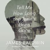 Tell Me How Long the Train's Been Gone by  James Baldwin audiobook
