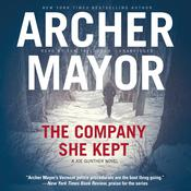 The Company She Kept by  Archer Mayor audiobook
