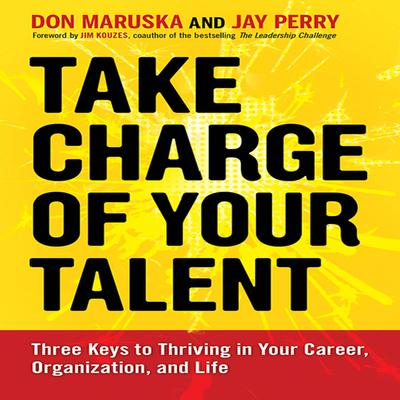Take Charge of Your Talent by Don Maruska audiobook