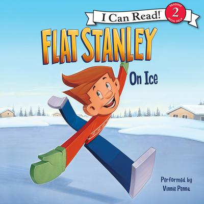 Flat Stanley: On Ice by Jeff Brown audiobook