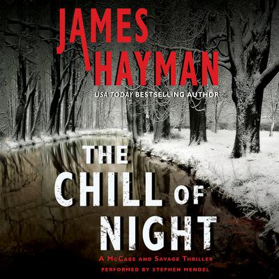 The Chill of Night by James Hayman audiobook