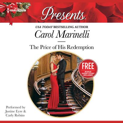 The Price of His Redemption by Carol Marinelli audiobook