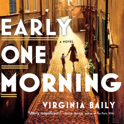 Early One Morning by Virginia Baily audiobook