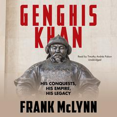 Genghis Khan by Frank McLynn audiobook