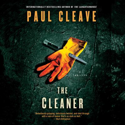 The Cleaner by Paul Cleave audiobook
