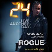 24: Rogue by  David Mack audiobook