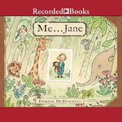 Me...Jane by  Patrick McDonnell audiobook