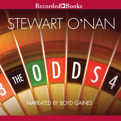 The Odds by Stewart O'Nan audiobook