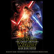 The Force Awakens (Star Wars) by  Alan Dean Foster audiobook