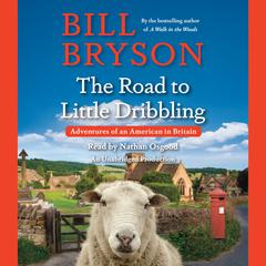 The Road to Little Dribbling by Bill Bryson audiobook