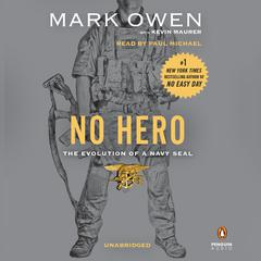 No Hero by Mark Owen audiobook