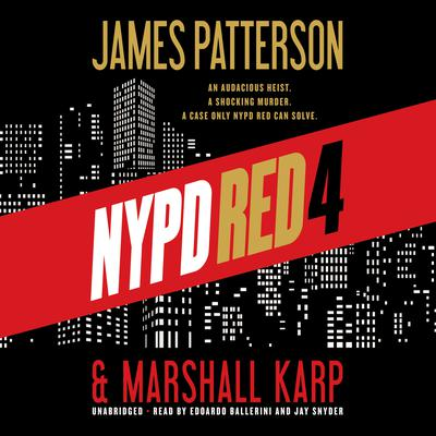 NYPD Red 4 by James Patterson audiobook